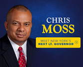 Chris Moss for Lt. Governor